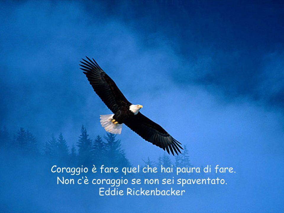 Coraggio è fare quel che hai paura di fare.