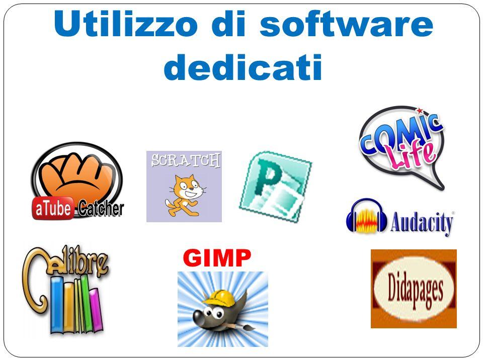 Utilizzo di software dedicati