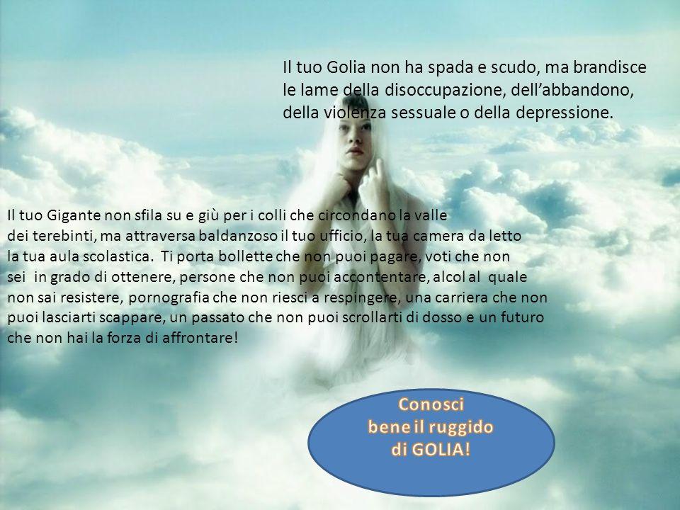 Conosci bene il ruggido di GOLIA!