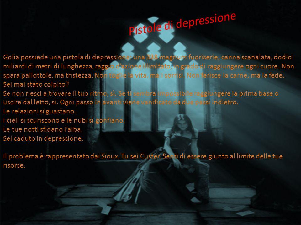 Pistole di depressione