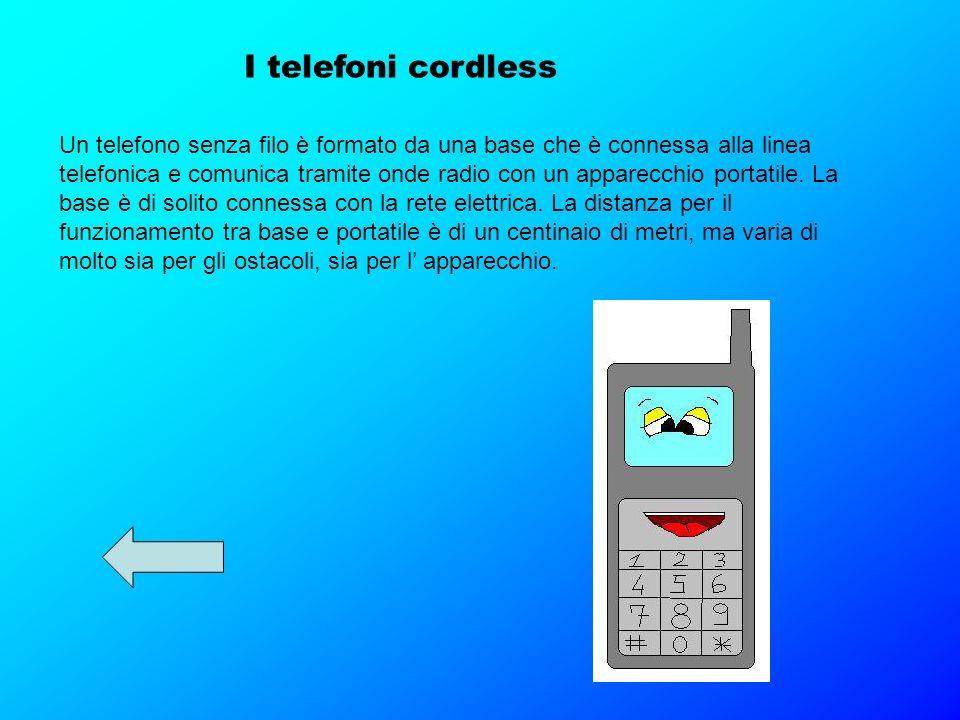 I telefoni cordless
