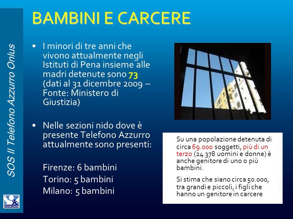 BAMBINI E CARCERE