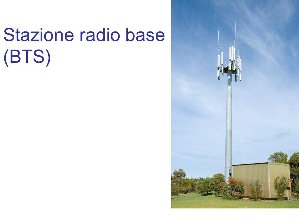 Stazione radio base (BTS)