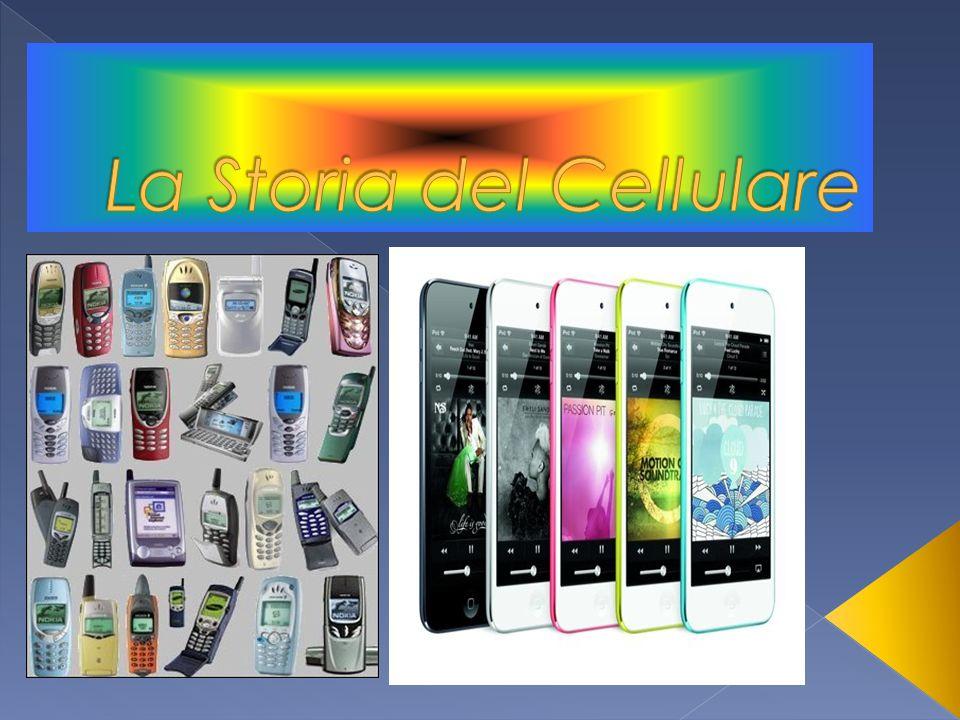 La Storia del Cellulare