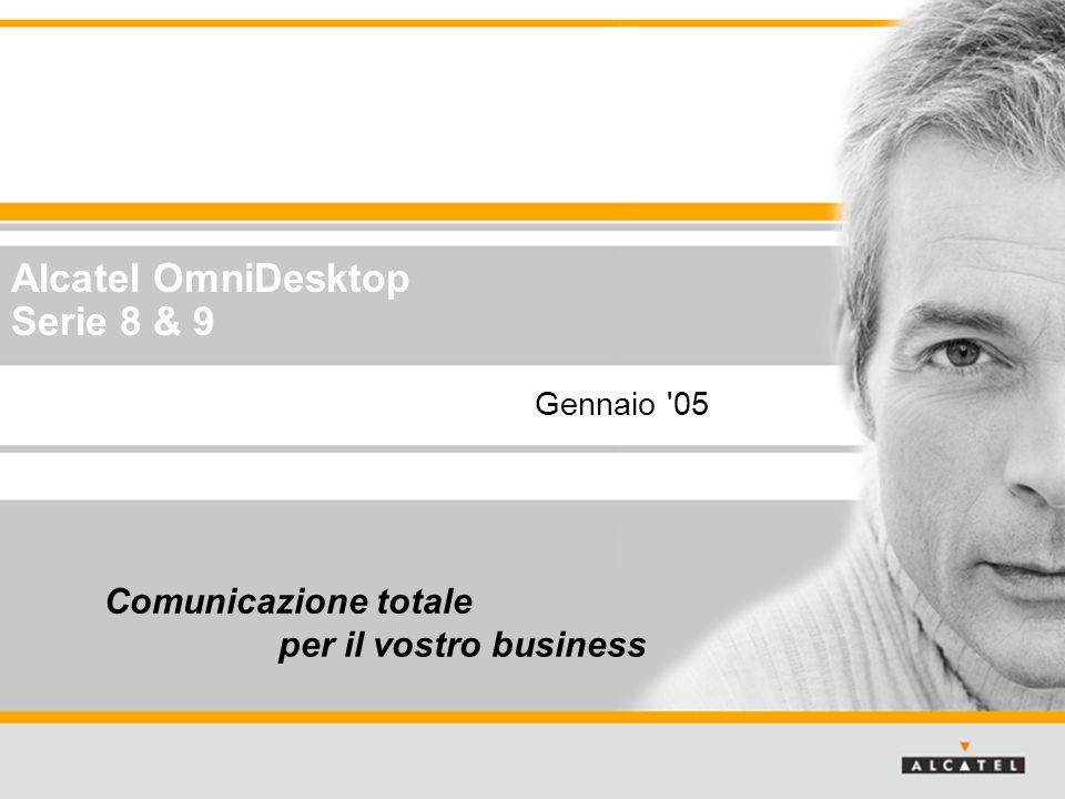 Alcatel OmniDesktop Serie 8 & 9