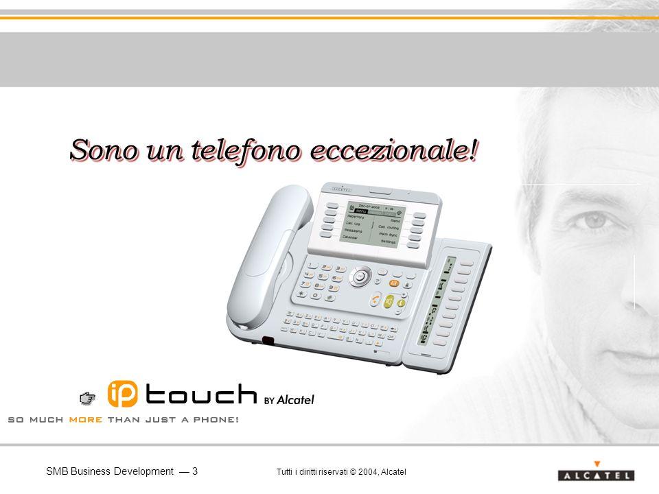 Sono un telefono eccezionale!