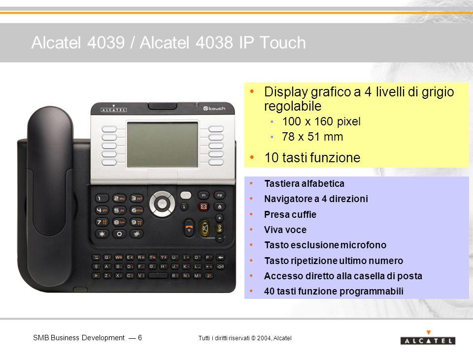 Alcatel 4039 / Alcatel 4038 IP Touch