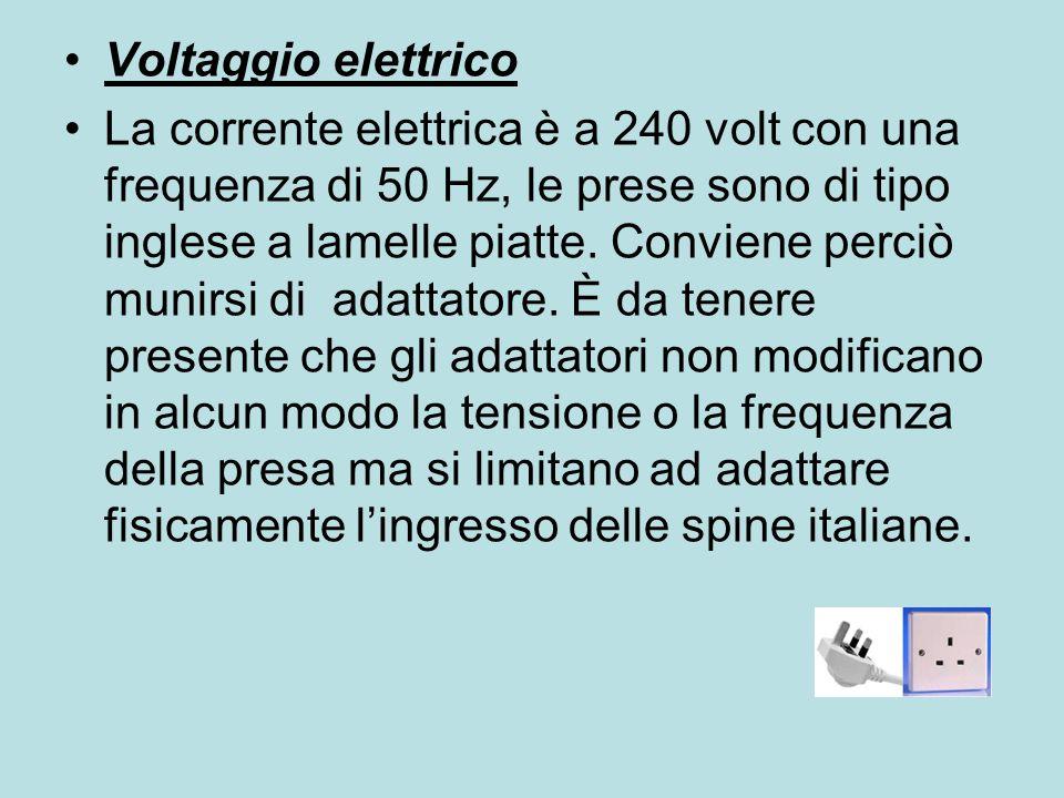 Voltaggio elettrico