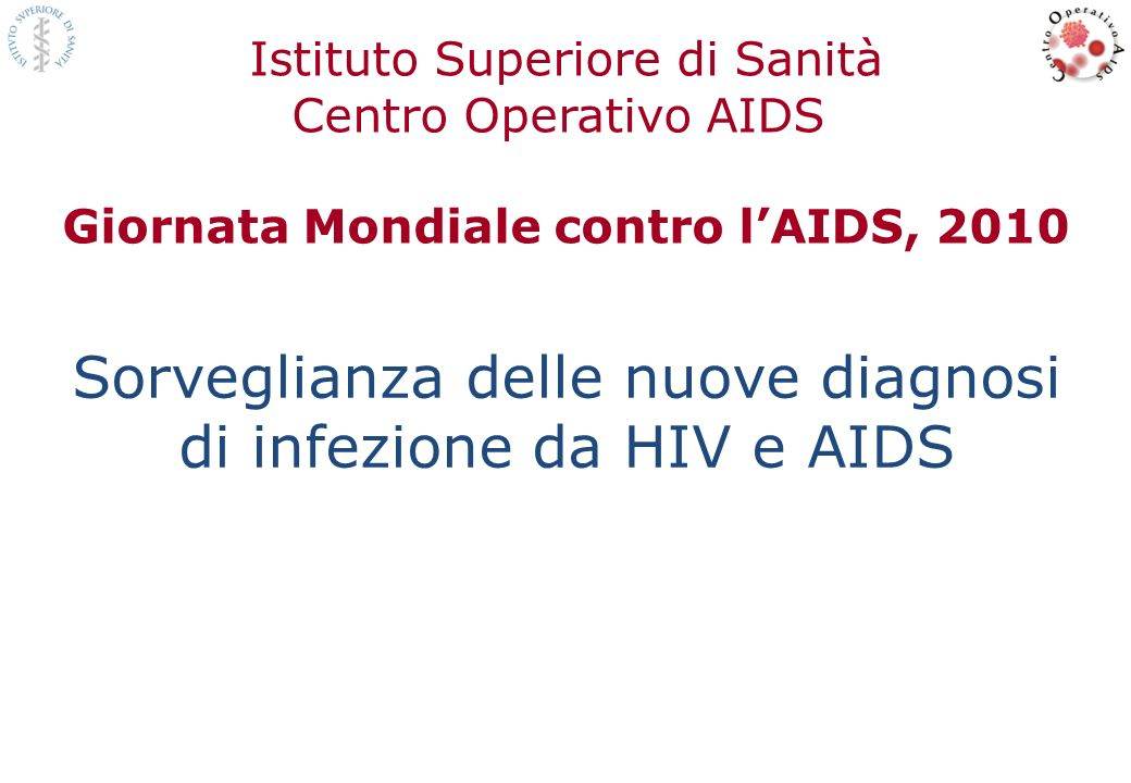Giornata Mondiale contro l'AIDS, 2010