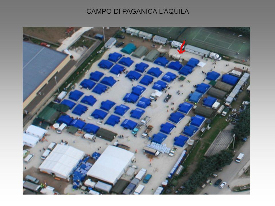CAMPO DI PAGANICA L'AQUILA