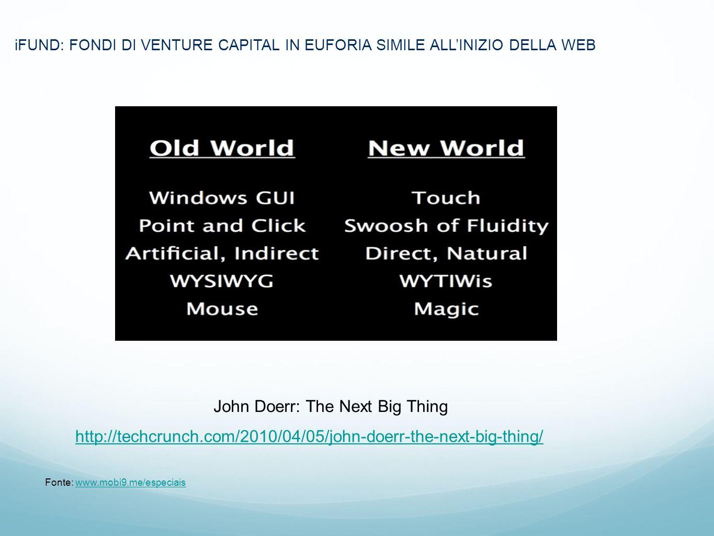 John Doerr: The Next Big Thing