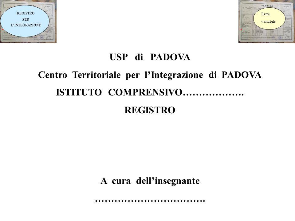 Centro Territoriale per l'Integrazione di PADOVA