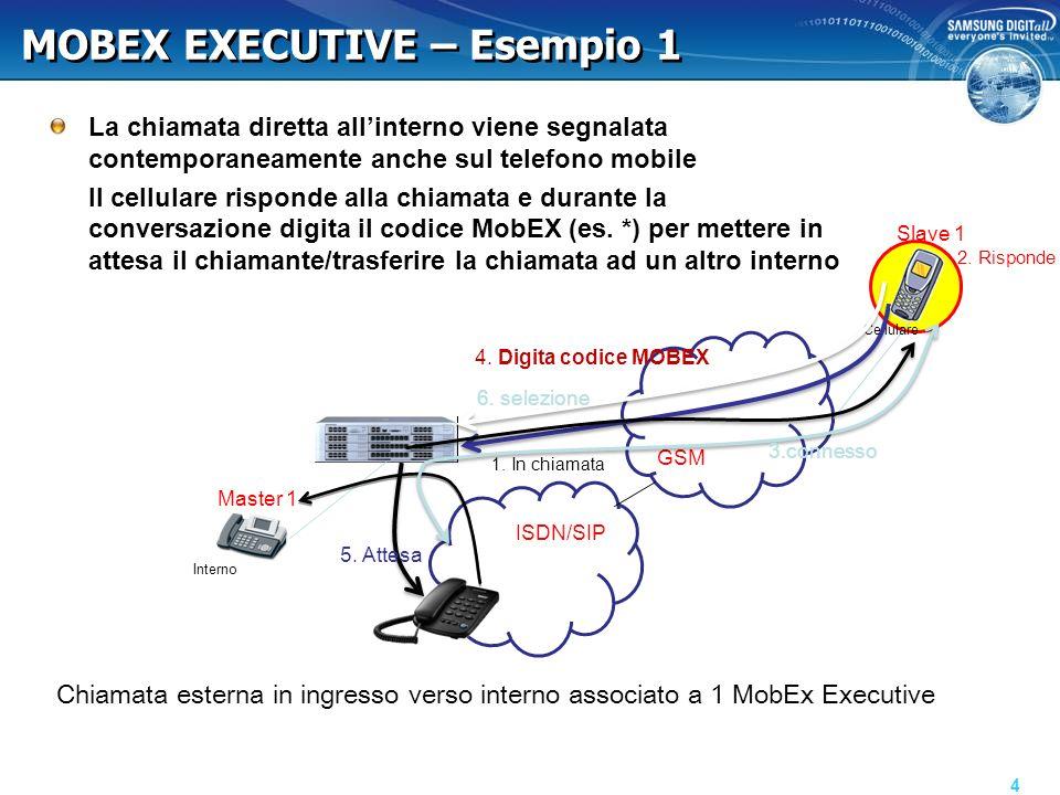 MOBEX EXECUTIVE – Esempio 2