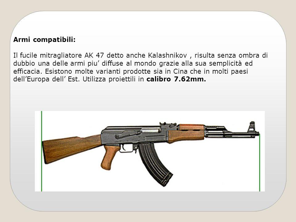 Armi compatibili: