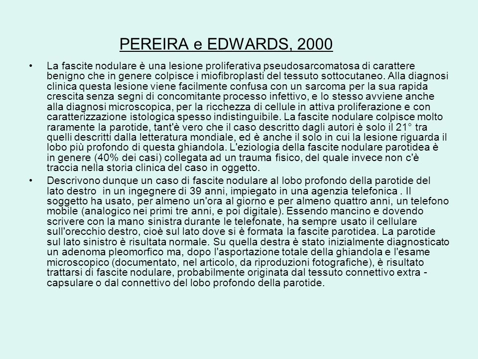 PEREIRA e EDWARDS, 2000
