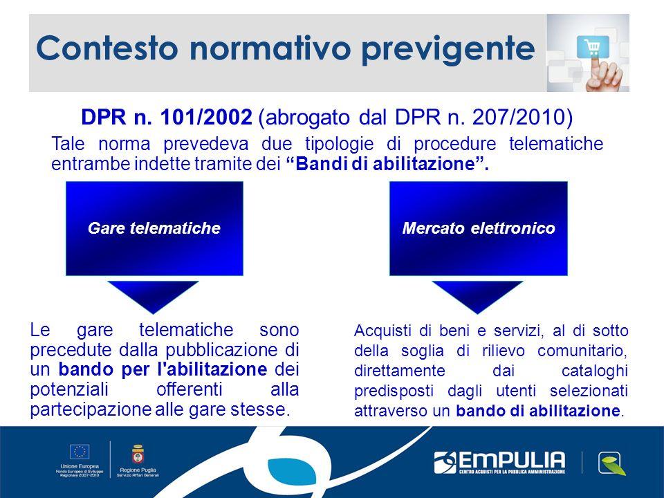 DPR n. 101/2002 (abrogato dal DPR n. 207/2010)