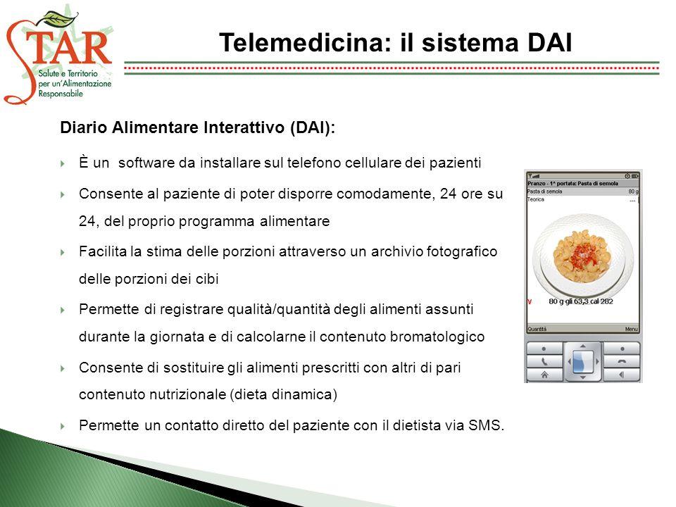 Telemedicina: il sistema DAI