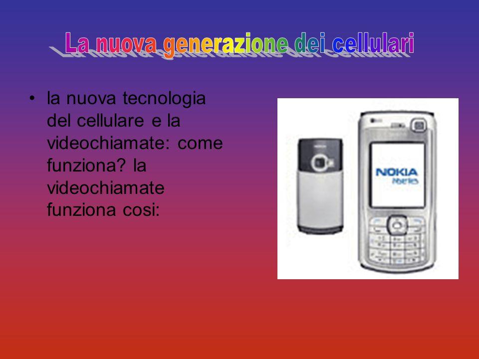 La nuova generazione dei cellulari