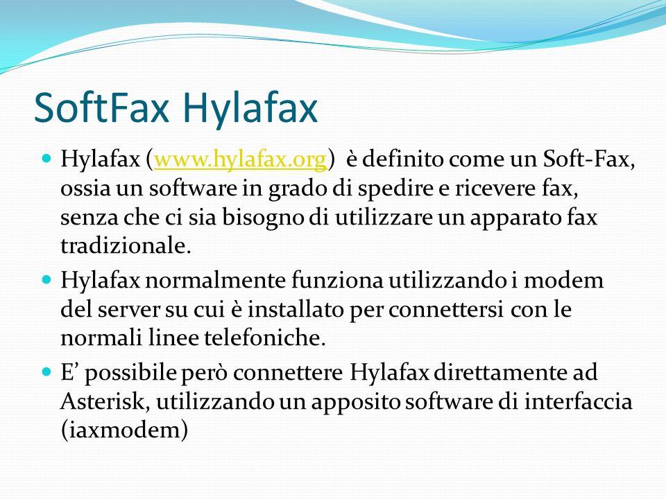SoftFax Hylafax