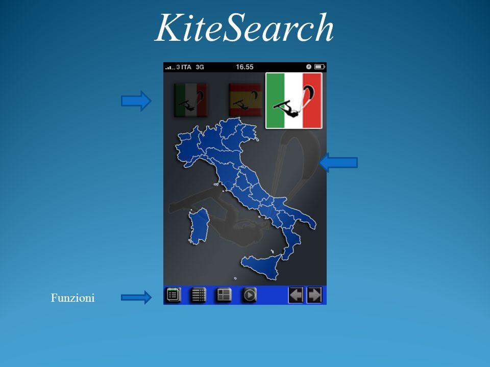 KiteSearch Funzioni