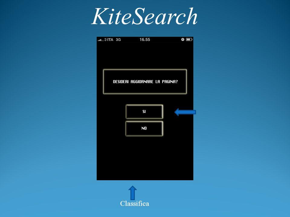 KiteSearch Classifica