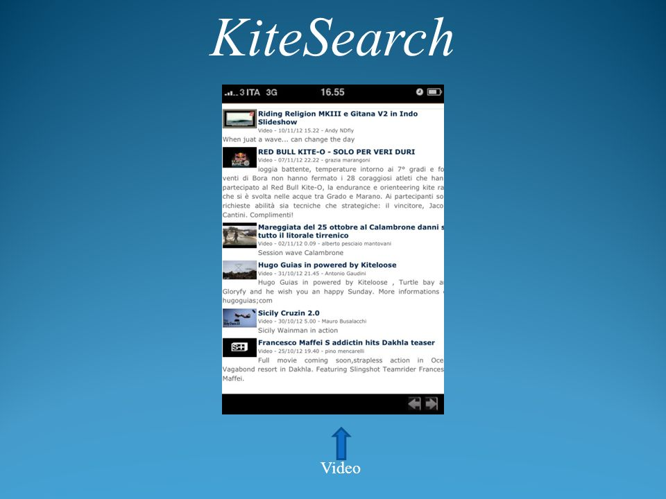 KiteSearch Video