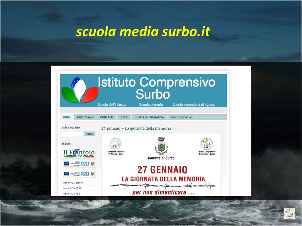 scuola media surbo.it