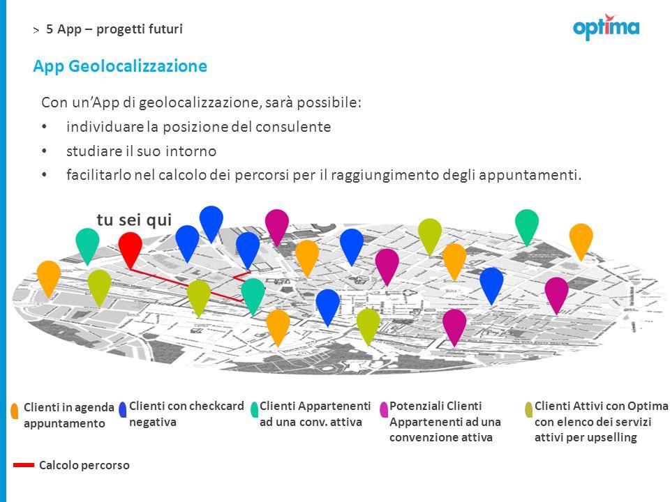 App Geolocalizzazione