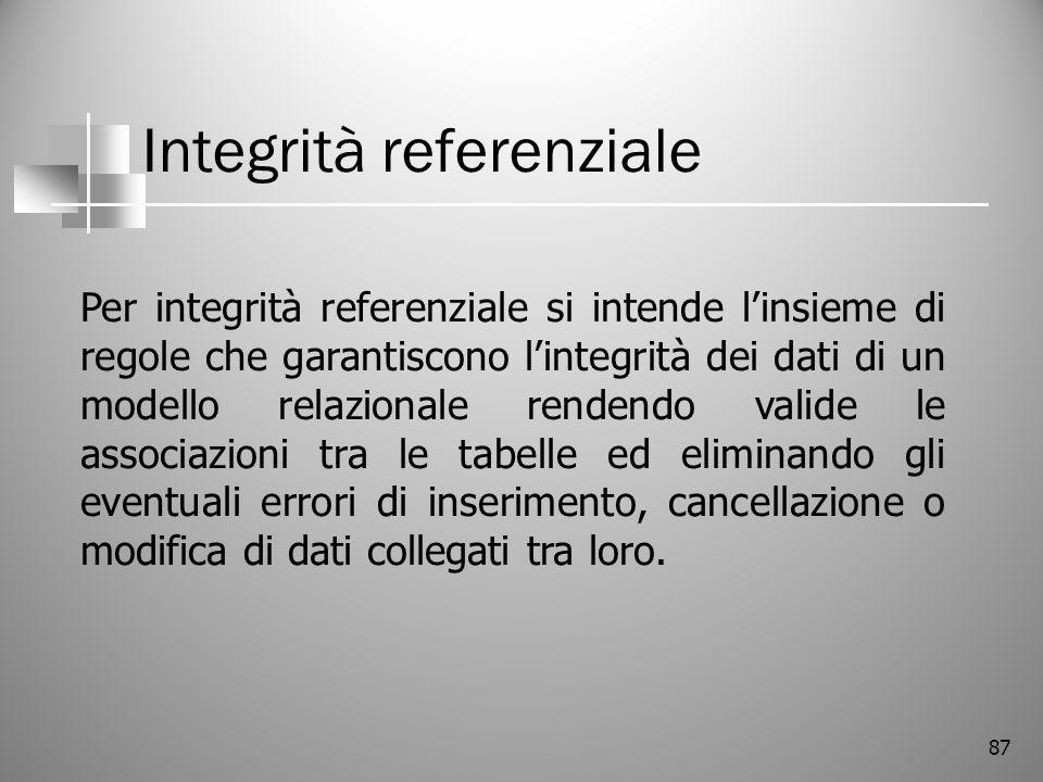 Integrità referenziale