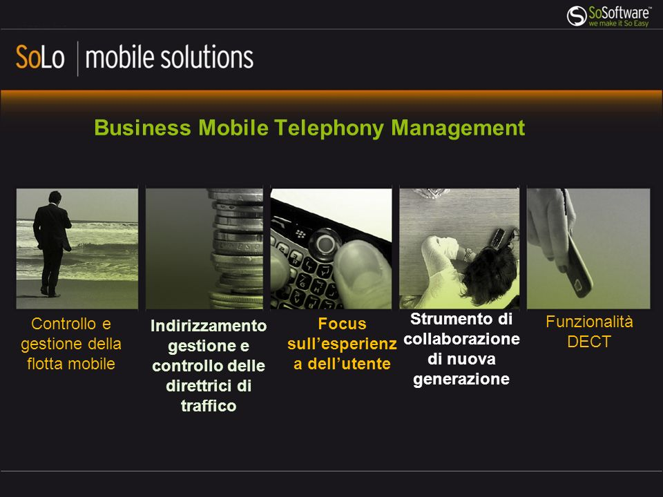 Business Mobile Telephony Management