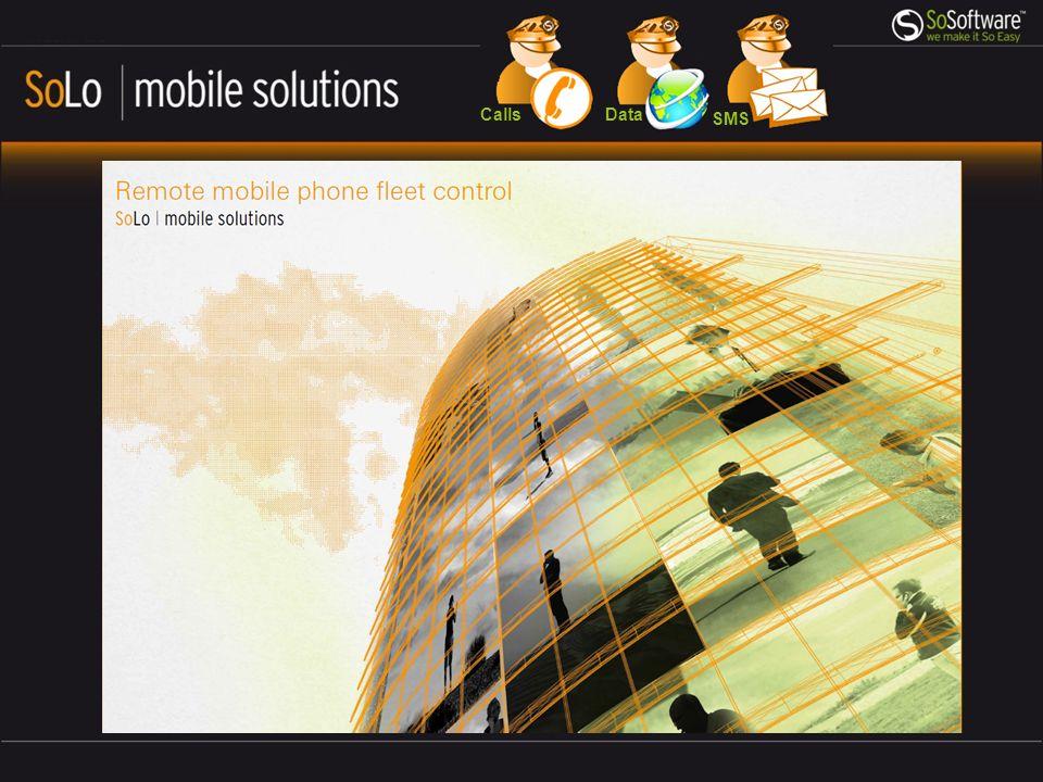 Calls Data SMS
