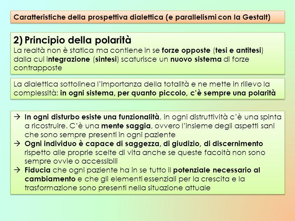 Principio della polarità