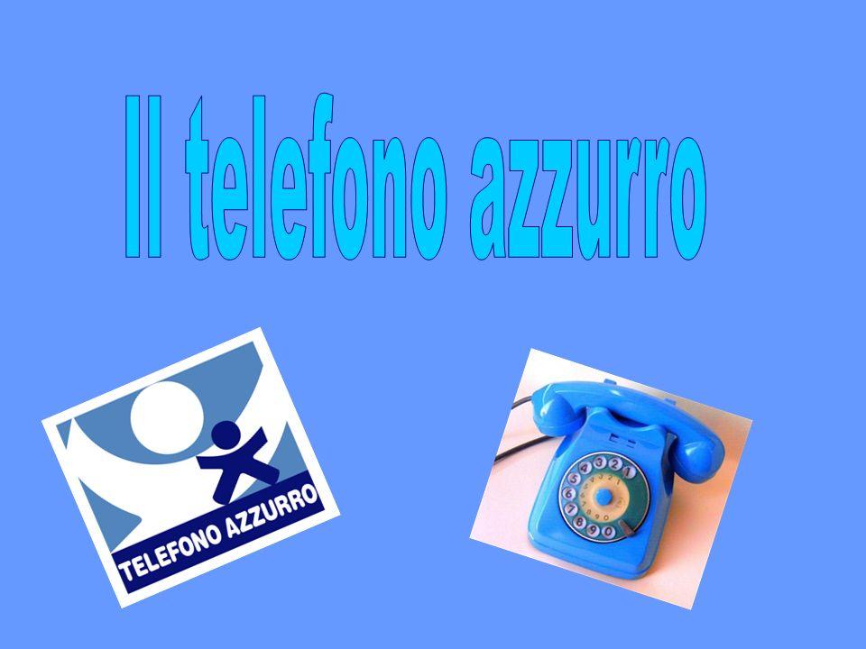 Il telefono azzurro