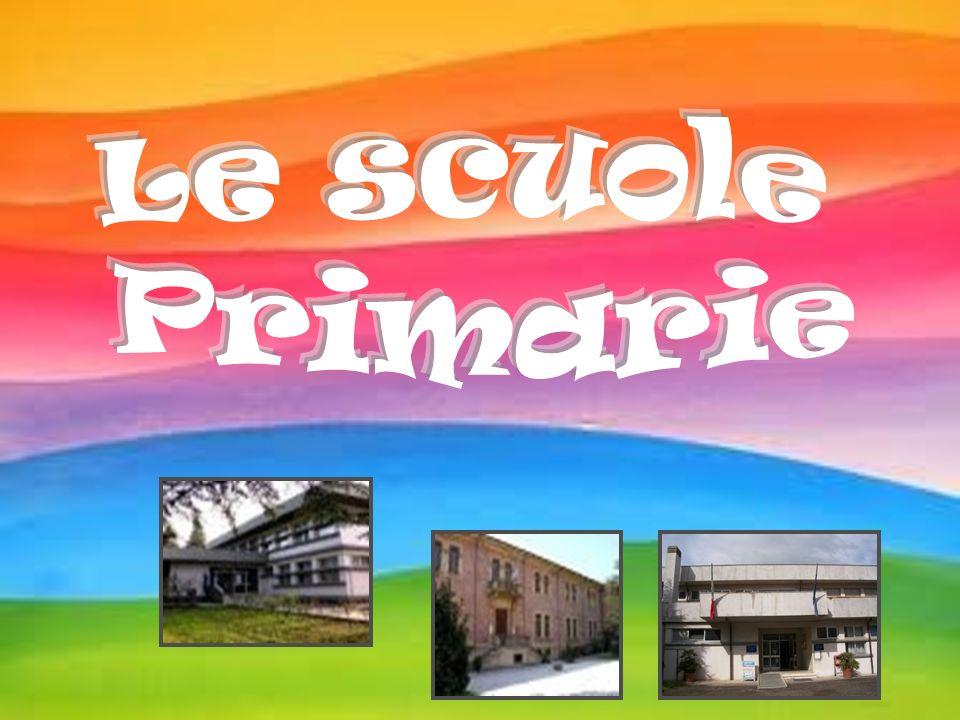 Le scuole Primarie