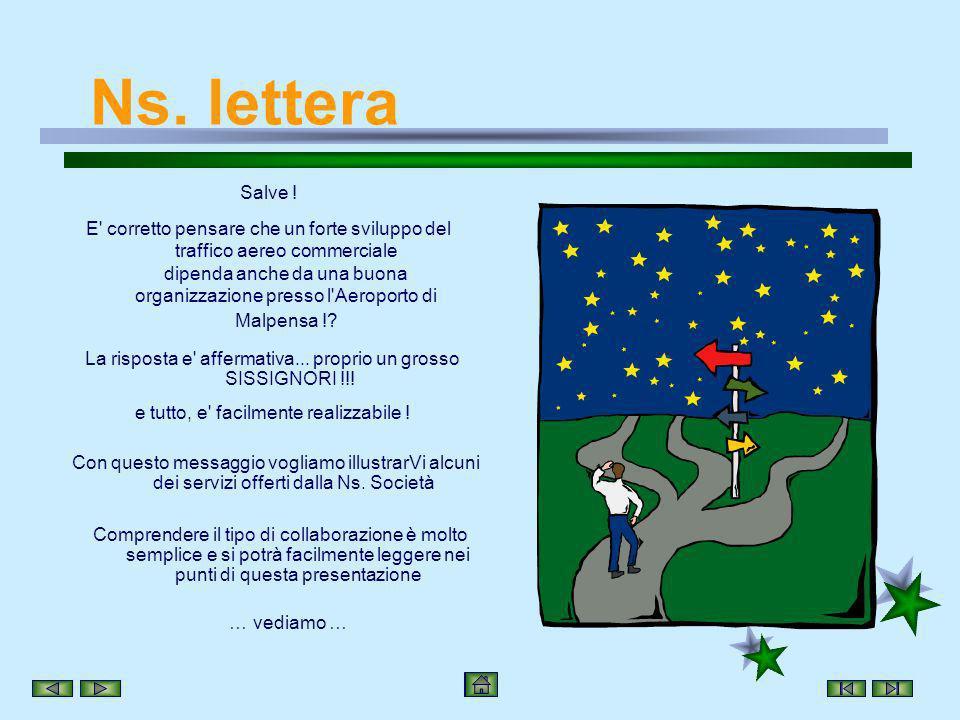 Ns. lettera Salve !