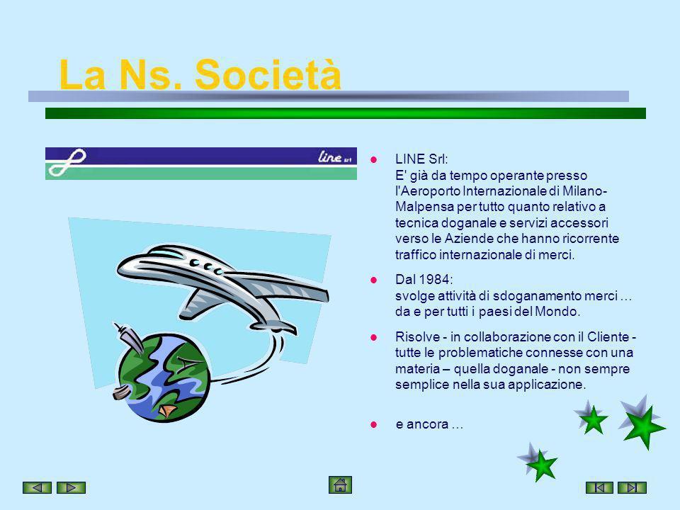 La Ns. Società