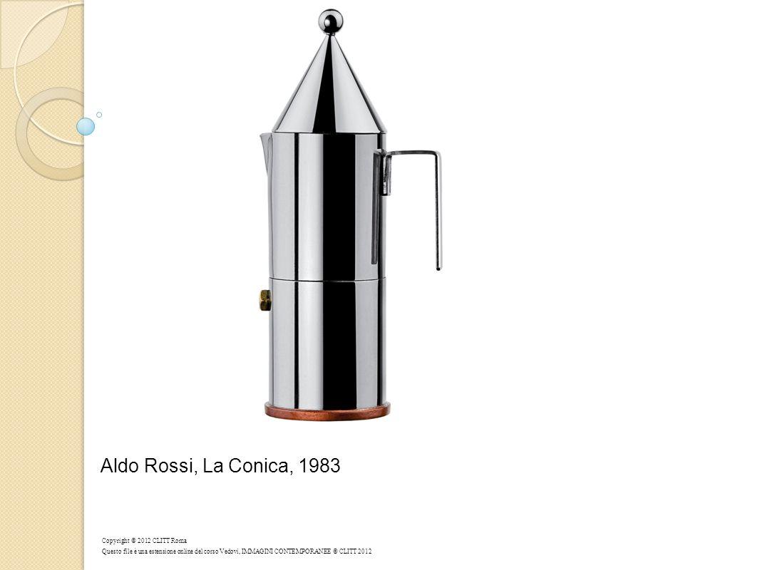 Aldo Rossi, La Conica, 1983 Copyright © 2012 CLITT Roma
