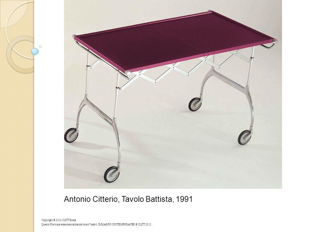 Antonio Citterio, Tavolo Battista, 1991