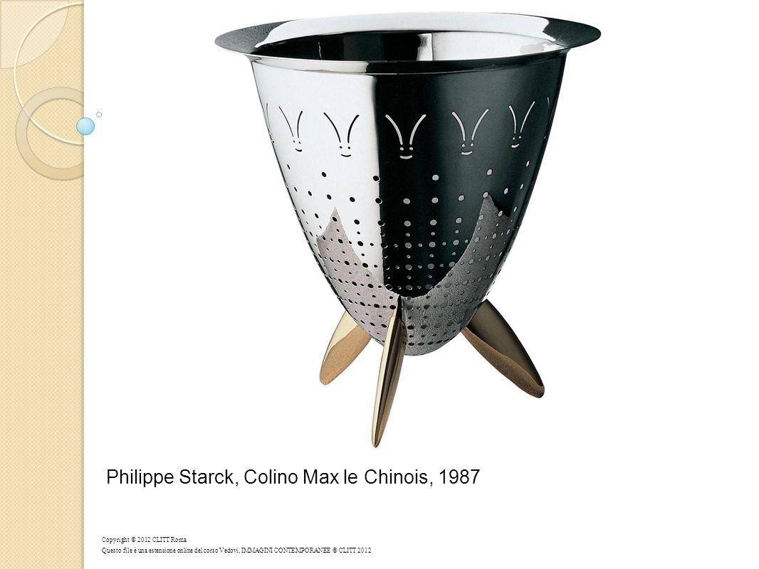 Philippe Starck, Colino Max le Chinois, 1987
