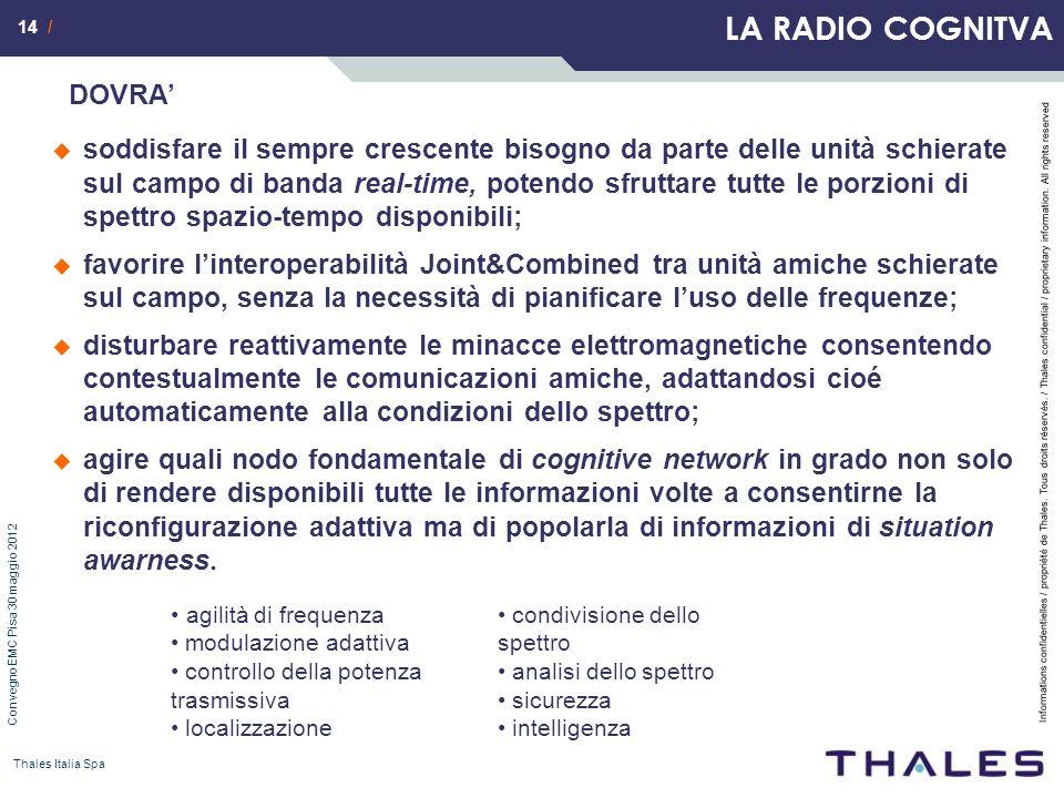 LA RADIO COGNITVA DOVRA'