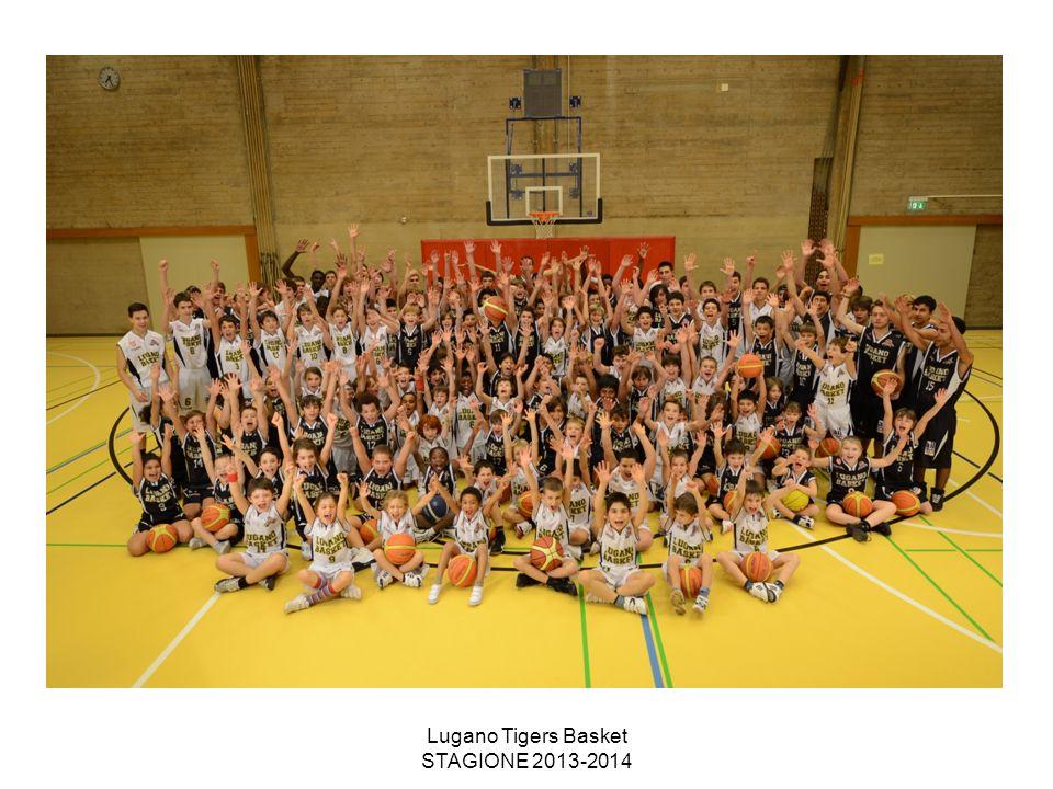 Lugano Tigers Basket STAGIONE 2013-2014
