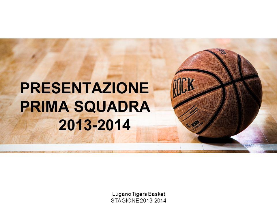PRESENTAZIONE PRIMA SQUADRA 2013-2014