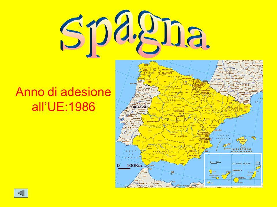 Anno di adesione all'UE:1986