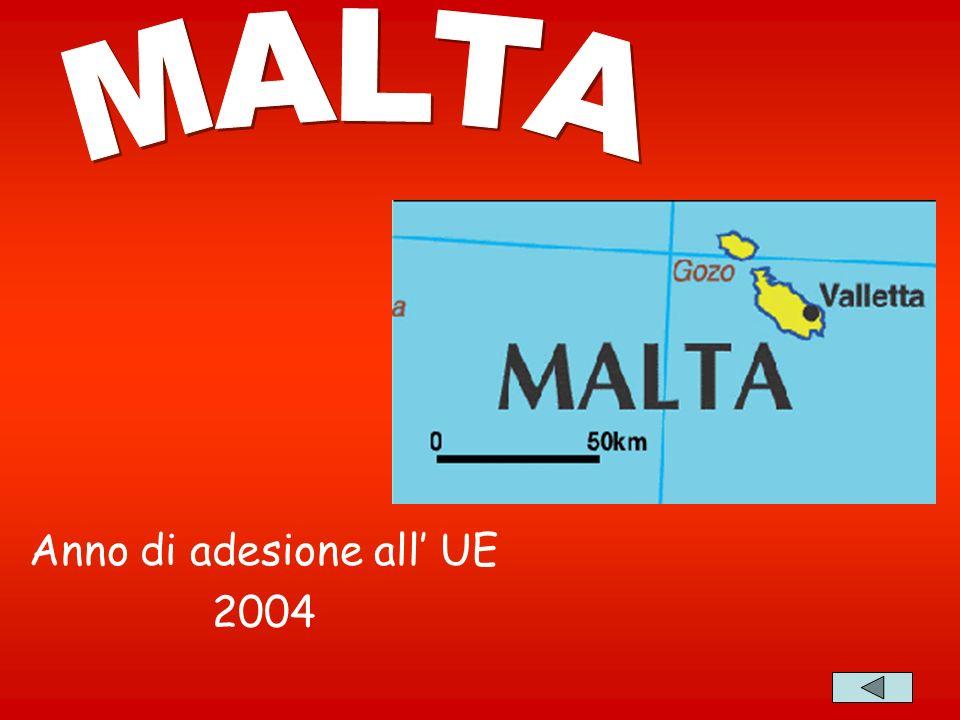 Anno di adesione all' UE 2004