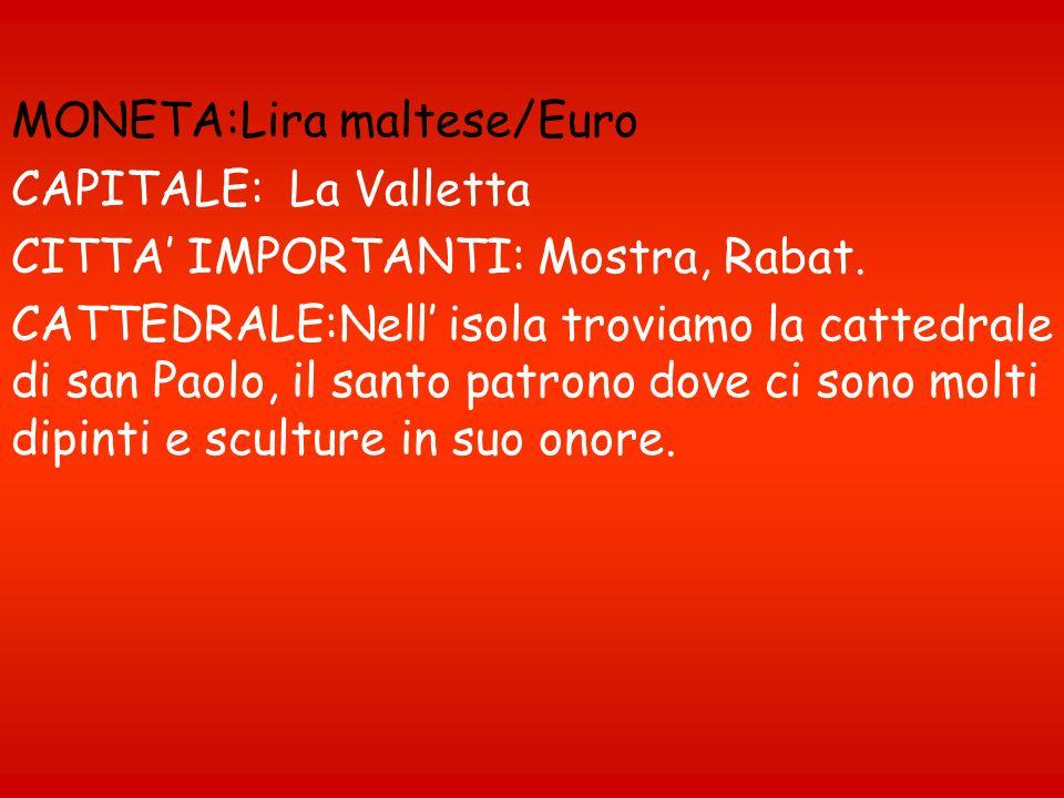 MONETA:Lira maltese/Euro