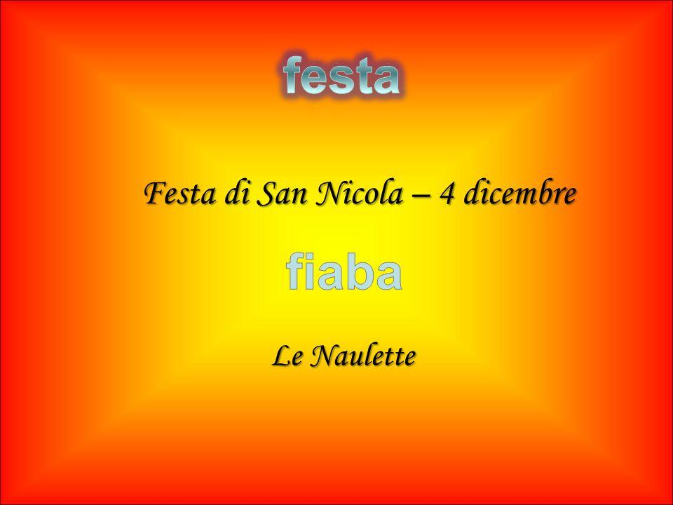 Festa di San Nicola – 4 dicembre