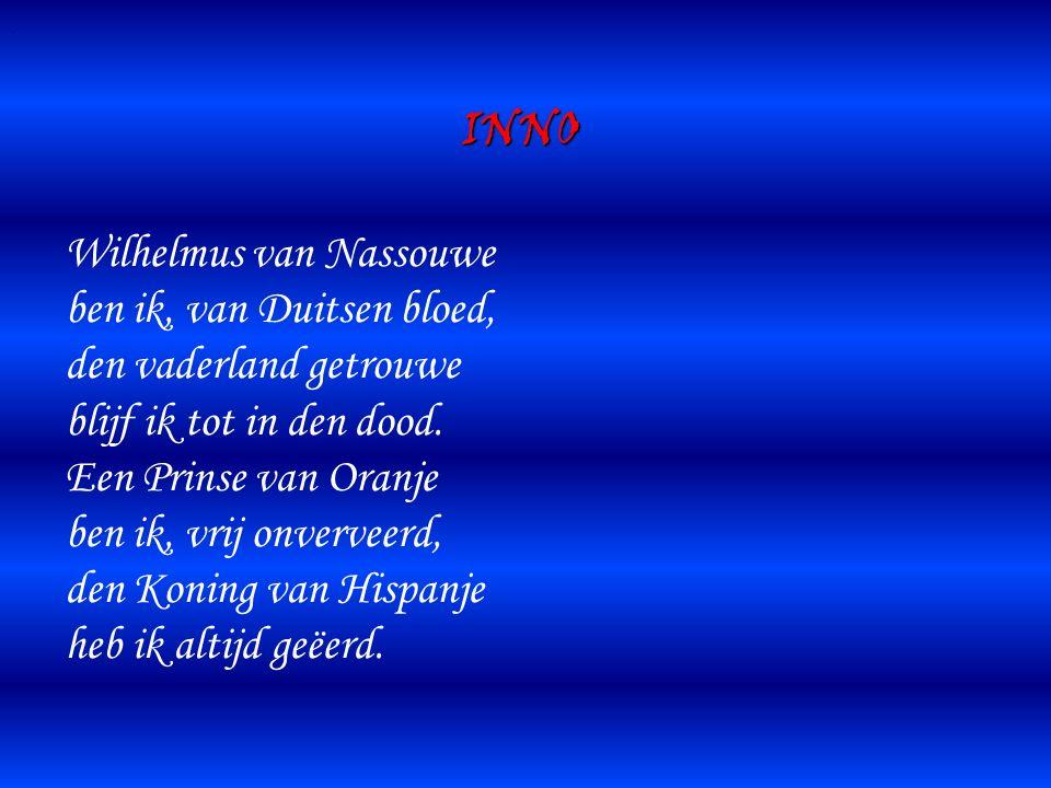 Wilhelmus van Nassouwe ben ik, van Duitsen bloed,
