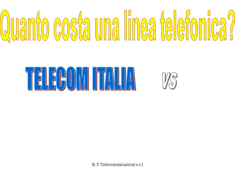 Quanto costa una linea telefonica