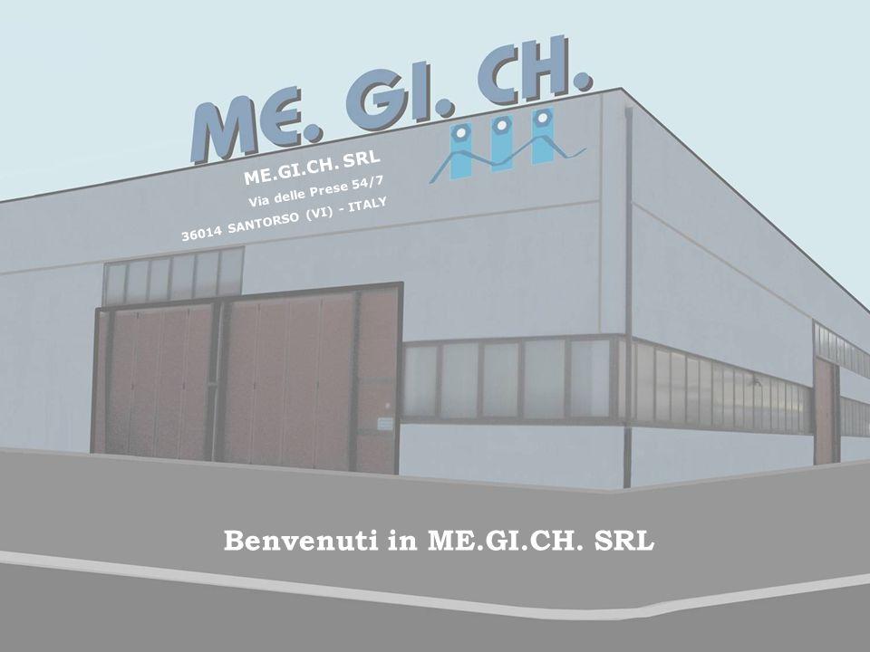 Benvenuti in ME.GI.CH. SRL