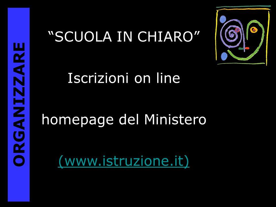 homepage del Ministero (www.istruzione.it)